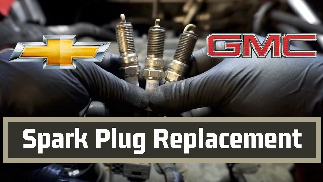 chevy traverse spark plug replacement intake manifold ignition coils [ 1280 x 720 Pixel ]