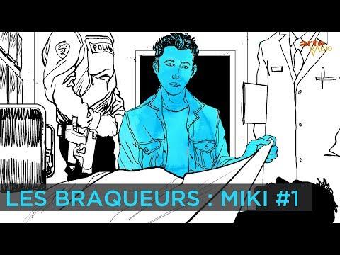 Les braqueurs | Miki (1/5) - ARTE Radio Podcast