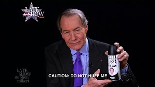 Hot Product Alert: Charlie Rose In A Can