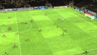 Häcken vs Djurgården - Hamad Goal 66 minutes