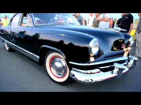 FABULOUS 1951 KAISER DELUXE - A RARE CLASSIC