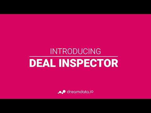 Introducing the Dreamdata Deal Inspector 🔍 📊
