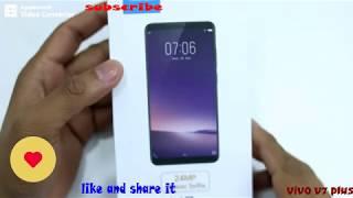 vivo v7 plus smart phone price get down to 14