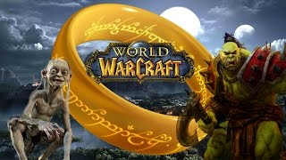 The Beginning |World Of Warcraft Lord of the Rings Challenge