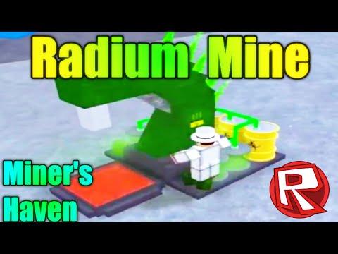[ROBLOX: Miner's Haven] - Radium Mine Review