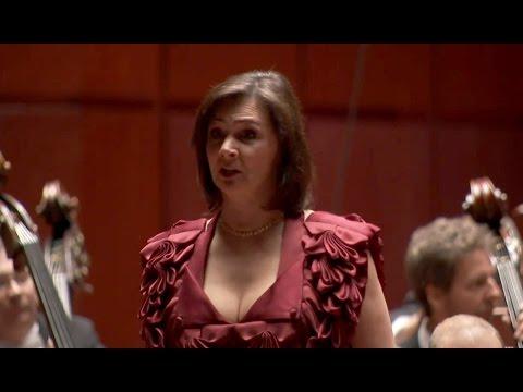 Mahler: Rückert-Lieder ∙ hr-Sinfonieorchester ∙ Anna Larsson ∙ Antonello Manacorda