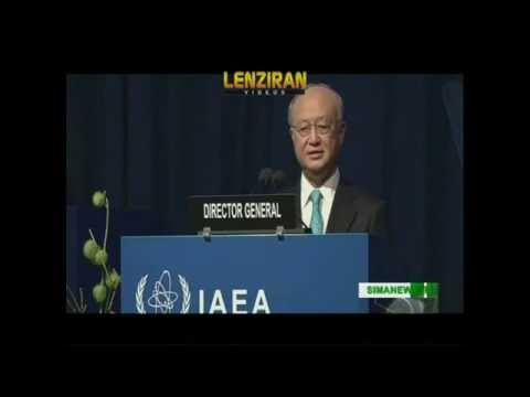 IAEA Yukiya Amano criticized by Tehran  after publication of his report