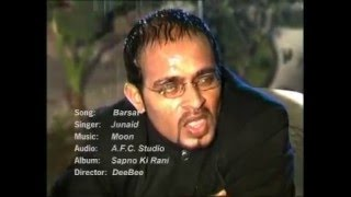 barsaat ho rahi hai sung by junaid honey