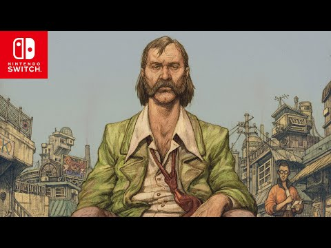 DISCO ELYSIUM - The Final Cut - Switch Edition (Launching October 12th!)