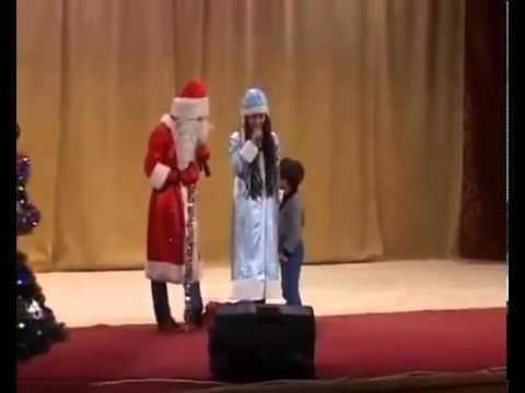 Стишки короткие и прикольные стихи  Мальчик послал Деда Мороза