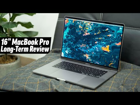 "16"" MacBook Pro 1 Month Review - Apple nailed it!"