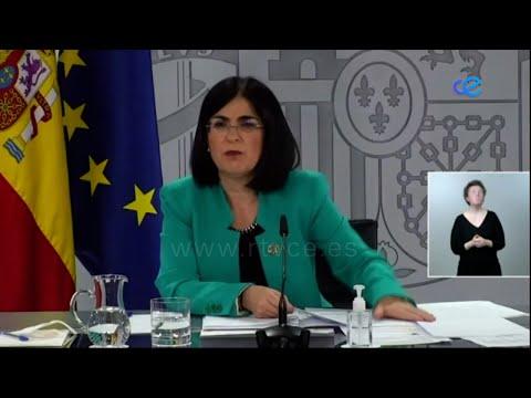 El Ministerio de Sanidad no se ha planteado la vacunación masiva en Ceuta