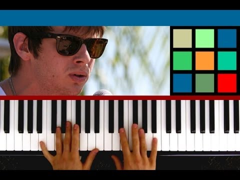 """how-to-play-""""pumped-up-kicks""""-piano-tutorial-(foster-the-people)"""
