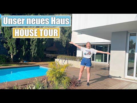 HAUS TOUR 🏡 Unsere Villa auf Madeira   Isabeau