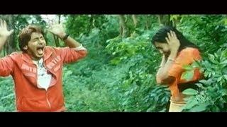 ಒಂಟಿ ಹೆಣ್ಣನ್ನ ಕಾಡಲ್ಲಿ ಬಿಟ್ಟು ಹೋಗೋದು ನ್ಯಾಯನ ? ನೀನು ಹೆಣ್ಣಾ! Prajwal & Aindrita | Comedy Scenes