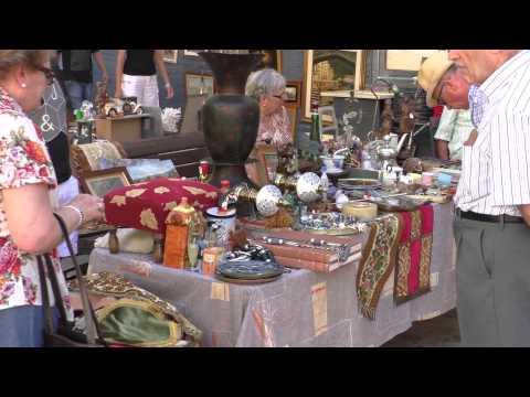 Блошиный рынок в торревьехе испания