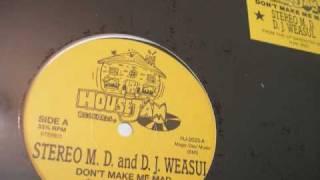 Stereo MD & DJ Weasul - Don