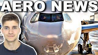 Der neueste AIRBUS am Himmel! AeroNews