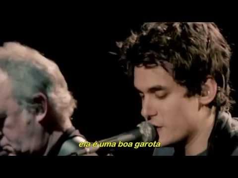 John Mayer - Free Fallin' Legendado Mp3