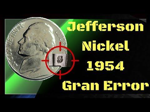 Download Youtube: $100 Dolares por este Error (Nickel 1954 S Over D)