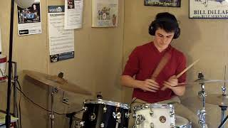 Henry Tsekerides Jazz Audition (Improv, Solo, Brushes, Fusion, Latin)
