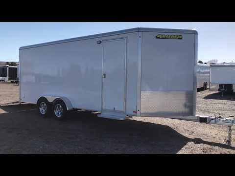 Nothing But Quality in this all aluminum 7x18 Aluma Cargo Trailer! $10477