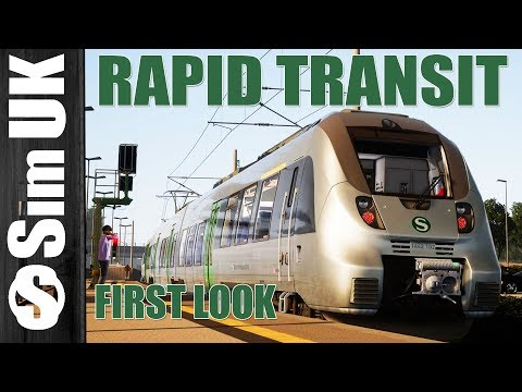 Easily the Best TSW DLC But... | Train Sim World Rapid Transit (DLC) First Look Gameplay Review
