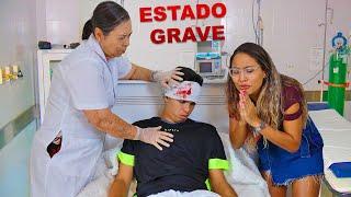Gambar cover VOCÊ DECIDE O GAROTO ATROPELADO! - (PARTE 2) - KIDS FUN