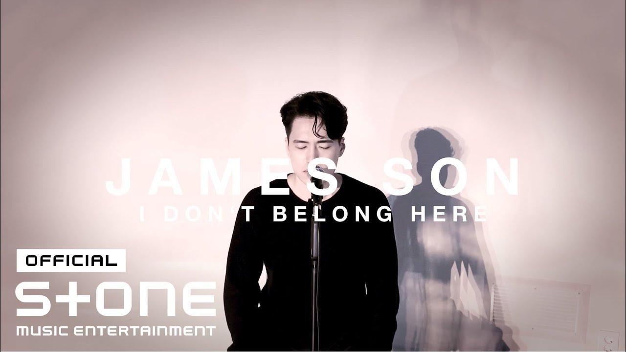 James Son - I don't belong here (Live clip)