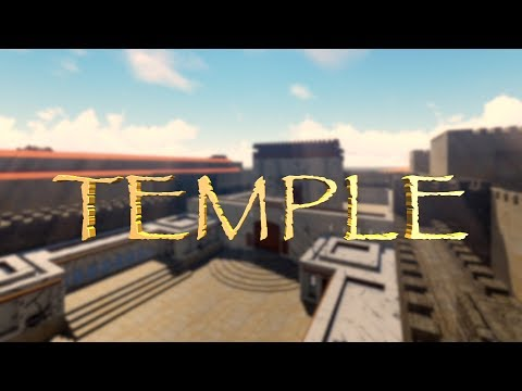 The Temple  Bob Cornuke
