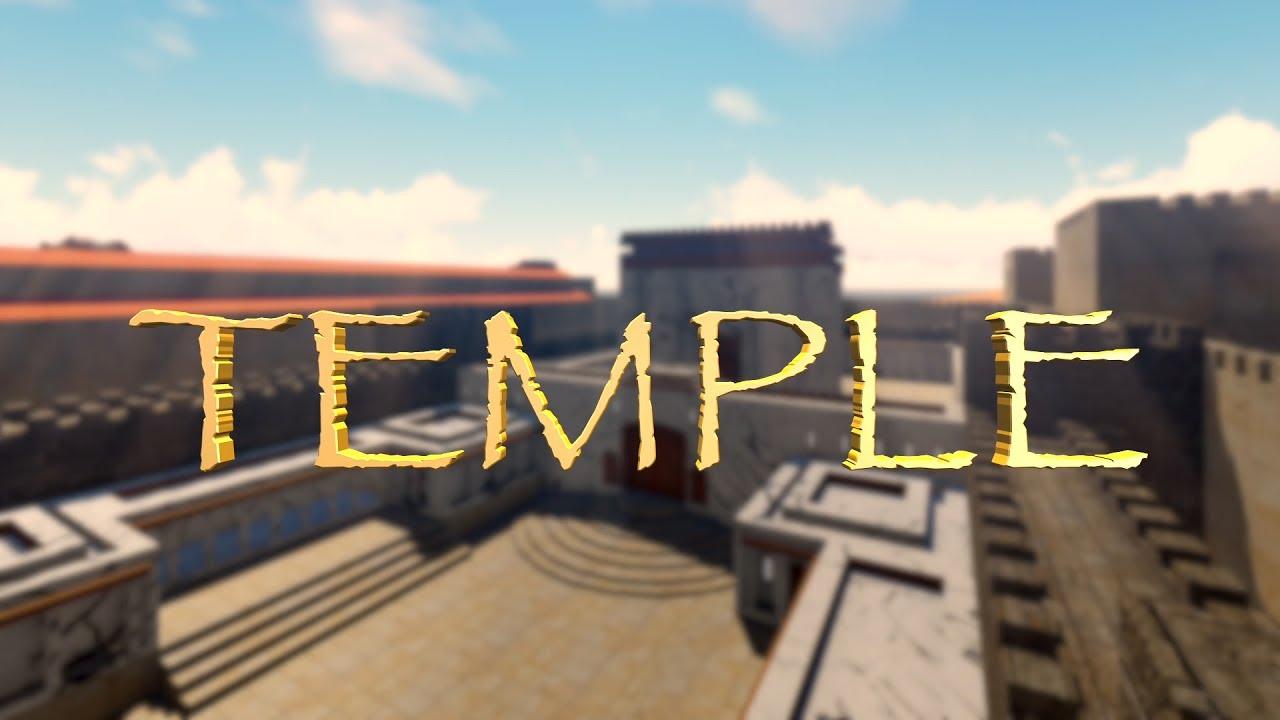 MIRROR: The Temple | Bob Cornuke