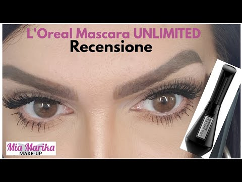 LOREAL MASCARA UNLIMITED | RECENSIONE
