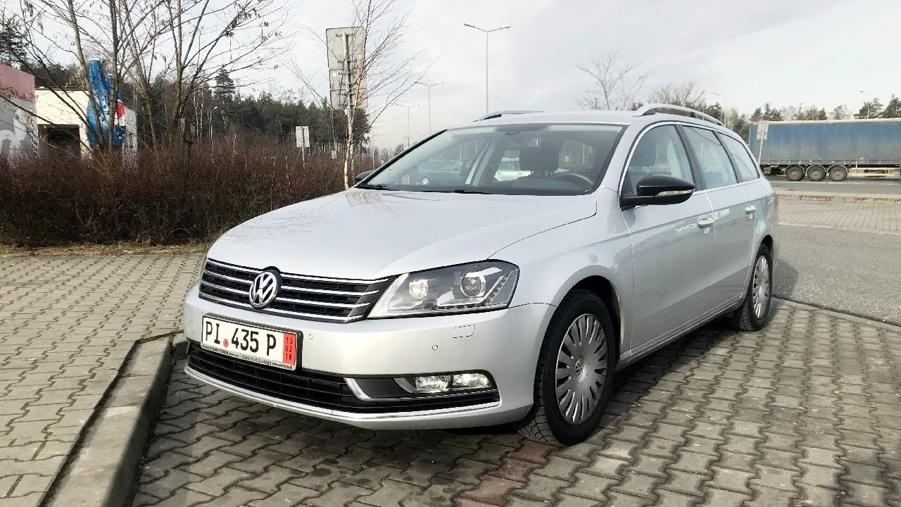 Выбираем б\у авто Volkswagen Passat B7 (бюджет 700-800тр) - YouTube