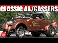 2013 Gasser Nationals Drag Racing Cars AA Gassers Hot Rod Race Video