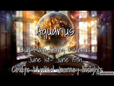 """AQUARIUS JUNE 1-15 """"SAY YES AQUARIUS!!! PROPOSAL"""" from YouTube · Duration:  21 minutes 28 seconds"""
