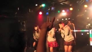 11/13、四谷ライブインマジックで行われたusa☆usa学園ライブの新ユニッ...