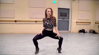 Шикарный танец от горячей девушки Choreography by Liana blackburn