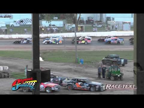 Seymour Speedway - June 29, 2014 - IMCA Modifieds