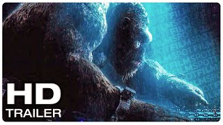 GODZILLA VS KONG Trailer Teaser #2 (NEW 2021) Monster Movie HD