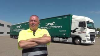 Reportaje de Megacamión Marcotrans por la Revista Truck