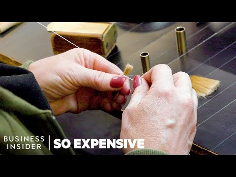Why Kolinsky Sable Brushes Are So Expensive | So Expensive