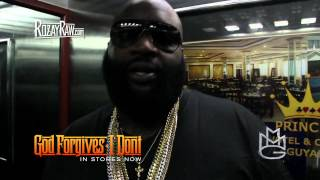RICK ROSS IN GUYANA