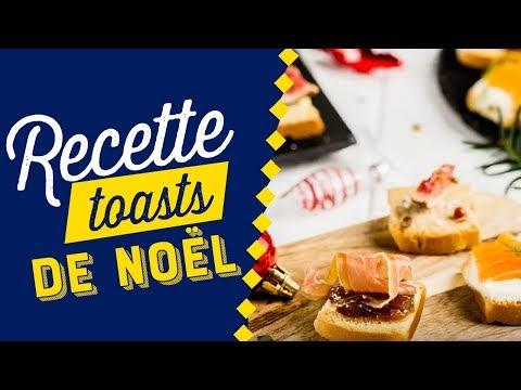 """brioche-pasquier,-découvrez-la-recette-""""toasts-de-noël"""""""
