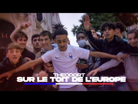 THEODORT - SUR LE TOIT DE L'EUROPE (hymne Zumba Drill pour l'EURO)