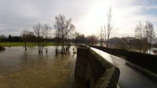 140105   GP   River Medway in Flood   Yalding
