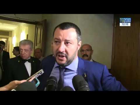 #Migranti. Vertice Ue, #Salvini: difendere le frontiere esterne dell\