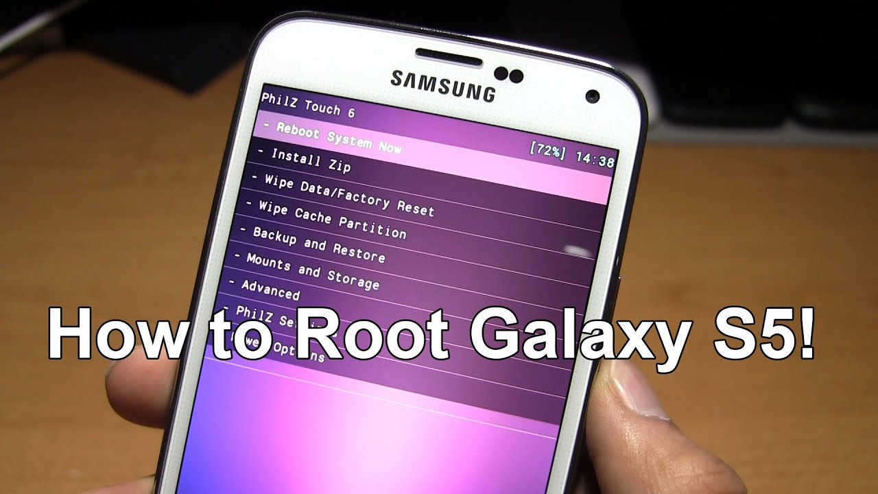 How To Download Photos From Galaxy S5