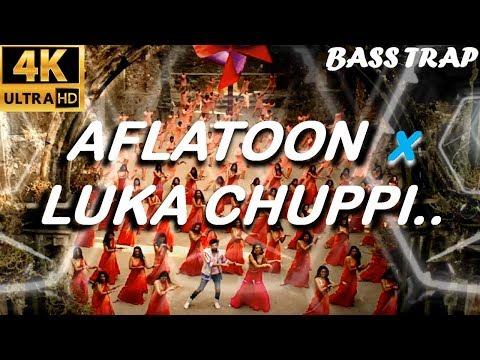 POSTER LAGWA DO - LUKA CHUPPI X YE KHABAR CHHAPWADO - AFLATOON | ARABIC MASHUP | BASS TRAP | 4K UHD