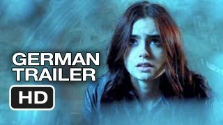 The Mortal Instruments: City of Bones German TRAILER (2013) - Lily Collins Movie HD
