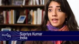 International Students Choose the U.S.